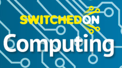 Switched on computing logo