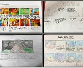 Examples of children